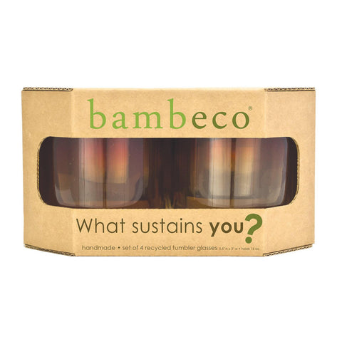 Bambeco Rioja Recycled Pint Glass - Case Of 6