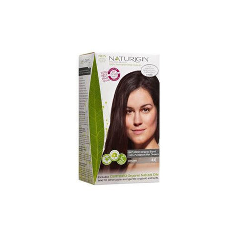 Naturigin Hair Colour - Permanent - Brown - 1 Count
