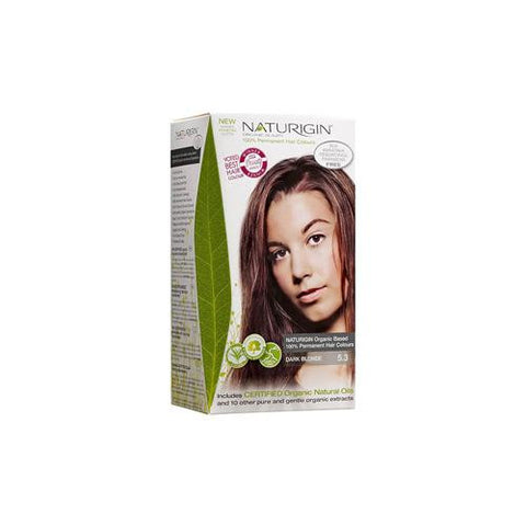 Naturigin Hair Colour - Permanent - Dark Blonde - 1 Count