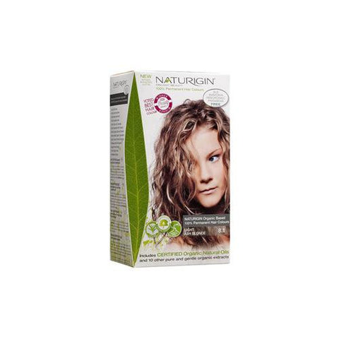 Naturigin Hair Colour - Permanent - Light Ash Blonde - 1 Count