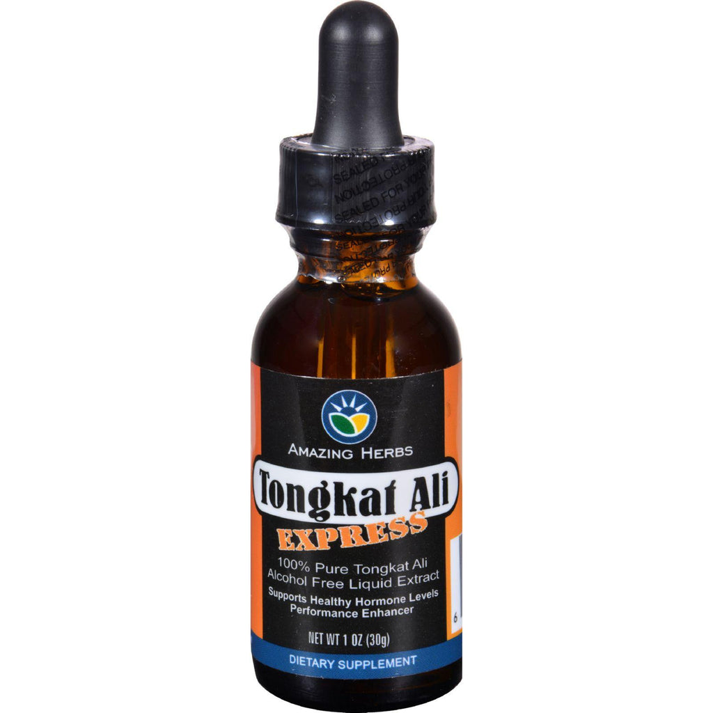 Black Seed Liquid Extract - Tongkat Ali Express - 1 Oz