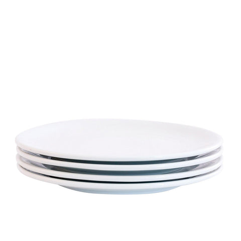 Bambeco Brasserie Porcelain Dinner Plate - Case Of 4 - 4 Count