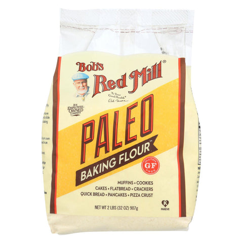 Bob's Red Mill Baking Flour - Paleo - Case Of 4 - 32 Oz