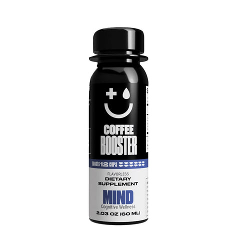 Coffee Booster Booster - Mind - Case Of 12 - 2.03 Oz