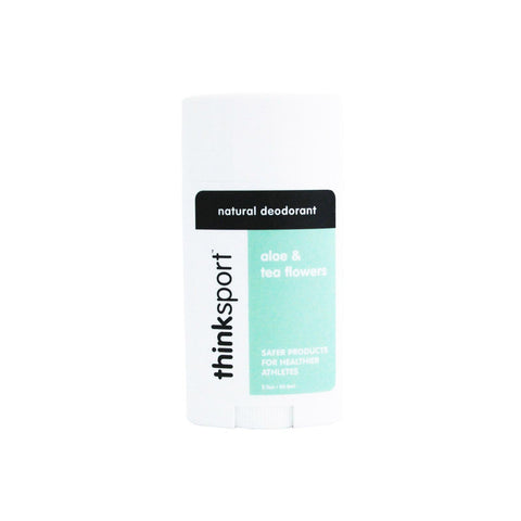 Thinksport Deodorant Aloe & Tea Flowers