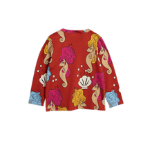 Mini Rodini Seahorse Long Sleeved Tee *PRE-ORDER