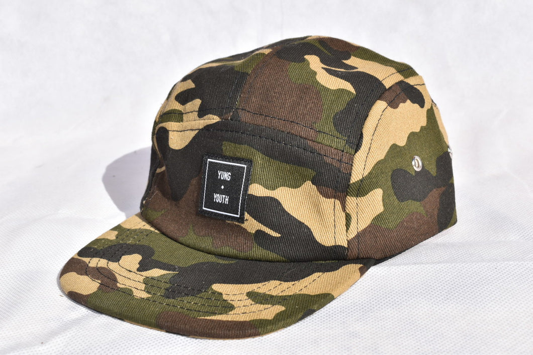Yung Youth Cap Co - The Camo Cool