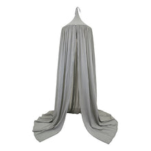 Numero 74 Cotton Canopy - Silver Grey
