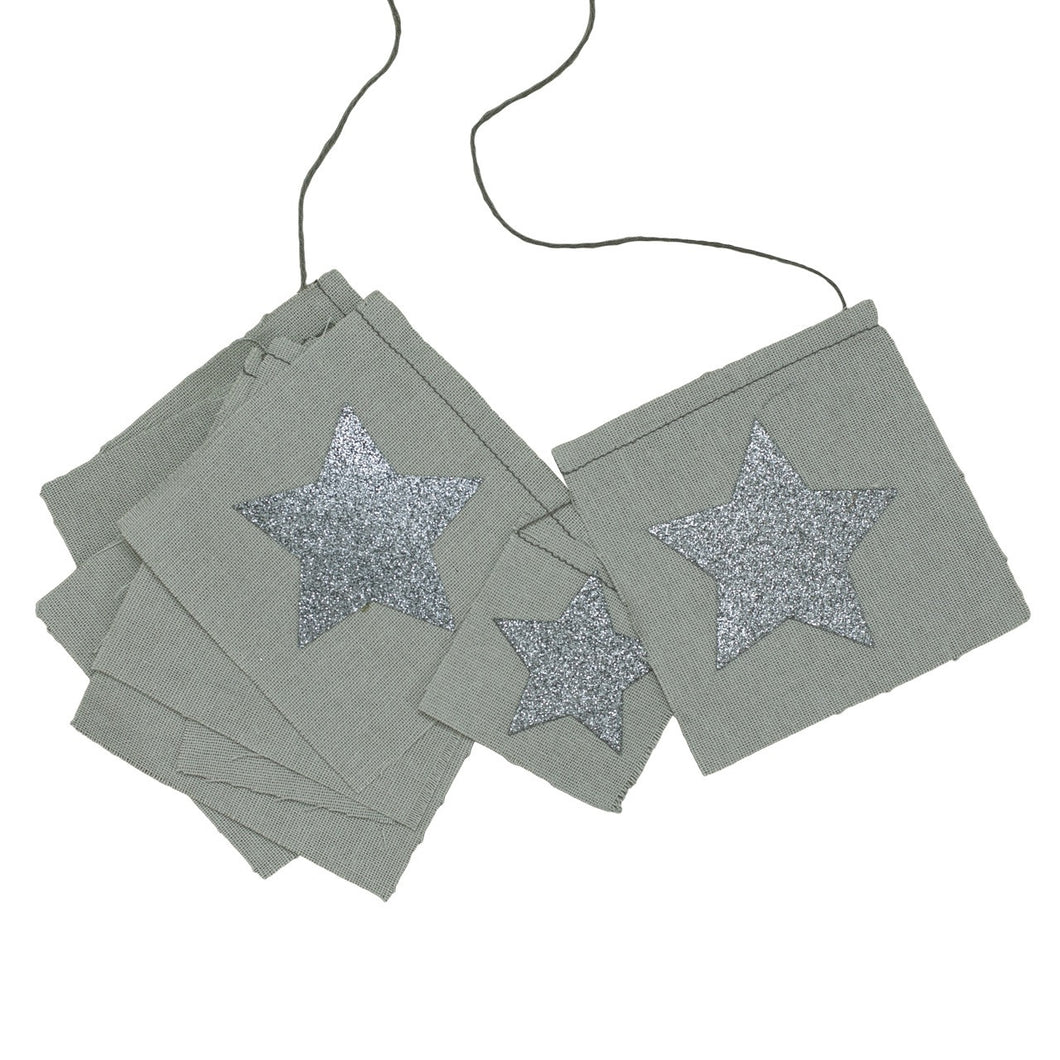 Numero 74 Fancy Garland - Grey/Silver