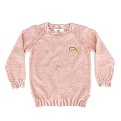 Pop Factory Dusty Knit Crew
