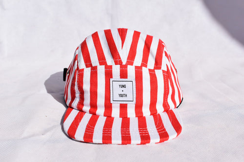 Yung Youth Cap Co - The Red Stripe