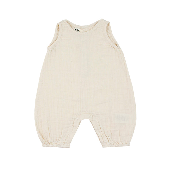 c7a16ce03 Numero 74 Stef Baby Combi Romper - Natural *PRE-ORDER – Harley and Soo