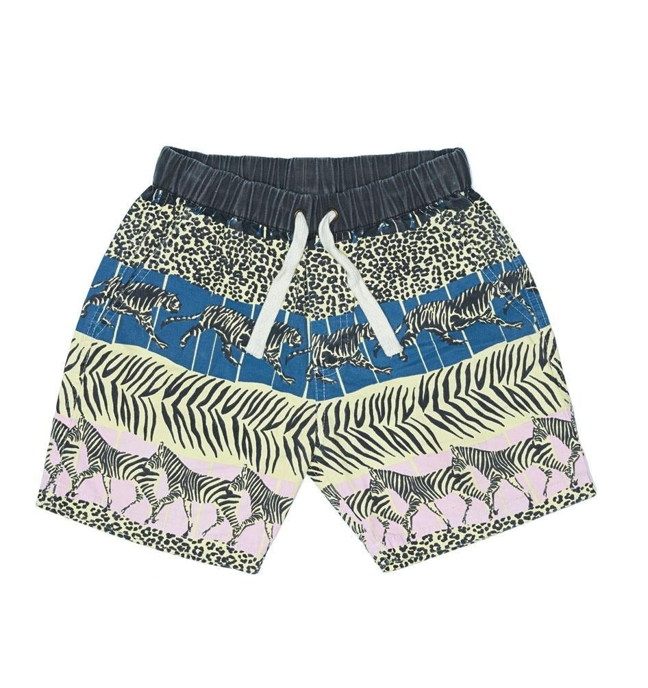 Zuttion Africa Boat Shorts