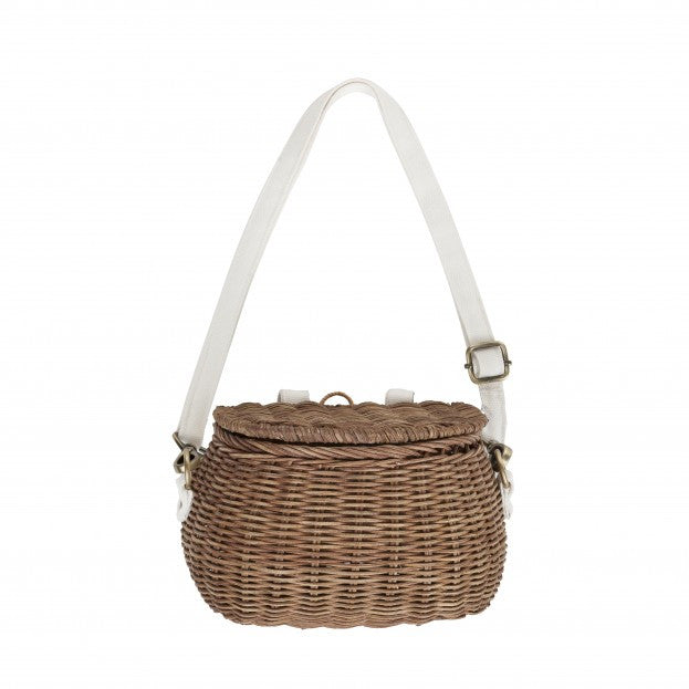 Olliella Minichari Bag - Natural