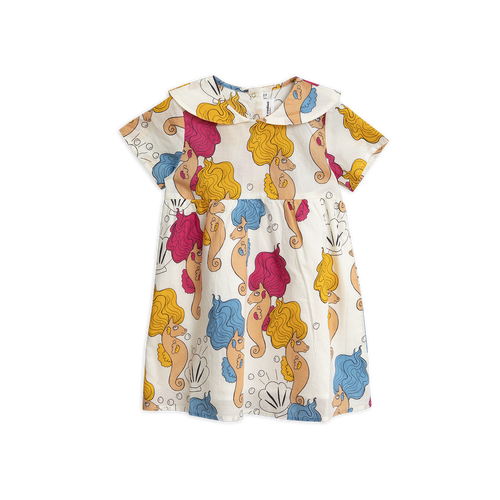 Mini Rodini Seahorse Sailor Dress *PRE-ORDER