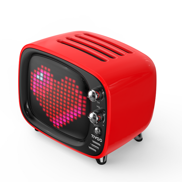 Tivoo- The Pixel Art Bluetooth Speaker from Divoom