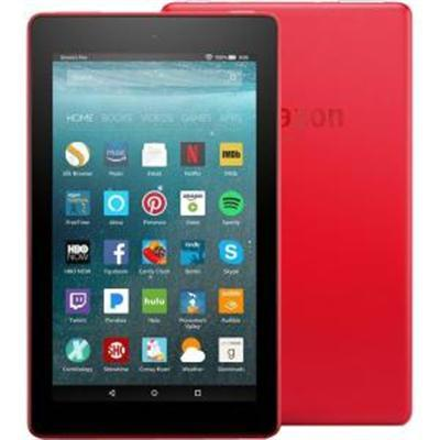 "7"" Fire 7 Tblt Walexa 16gb Red"