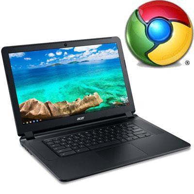 "15.6"" I3 5005u 4GB 32GB Chrome"