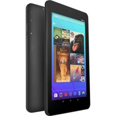 "7"" Android 7.1 Tablet Bndl Blk"