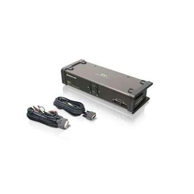2 Port DVI Kvmp Swtch With Cable