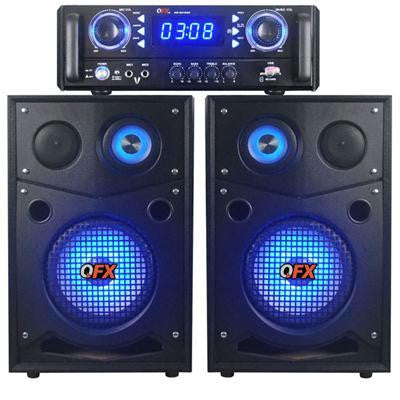 "2 X 10"" Woofer Home Enter Sys"