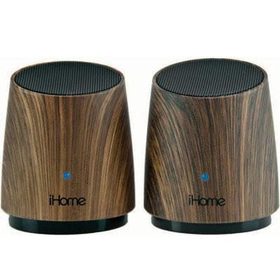 Rechargeable Mini Speaker Wood