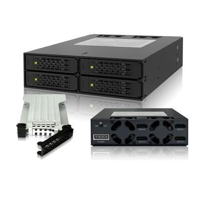 4 In 1 Sata Hot Swap Raid Cage