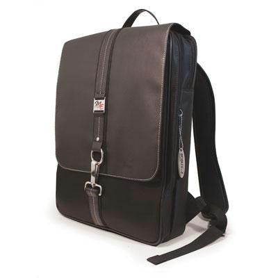 "16""paris Slimline Backpack Bk"