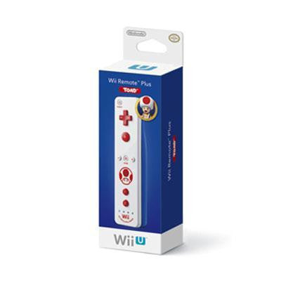 Toad Edition Wii Remote Plus