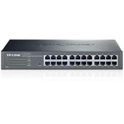24 Port Gig Easy Smart Switch