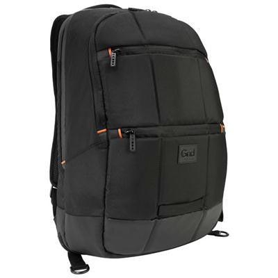 "14"" Grid Adv 20l Black Backpk"