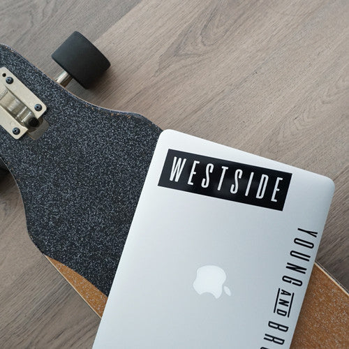 WESTSIDE Decal Sticker