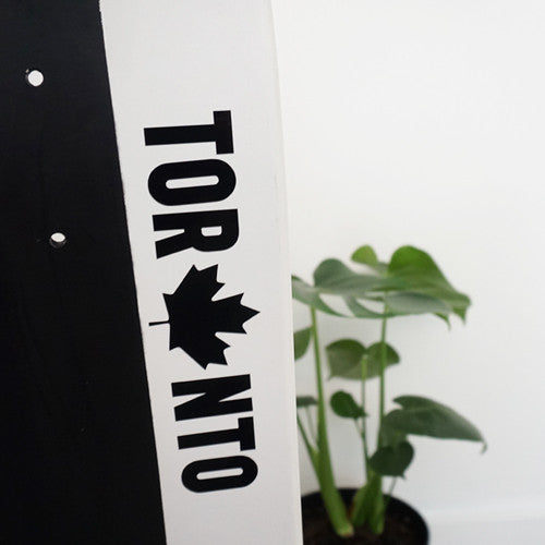 TORONTO Decal Sticker