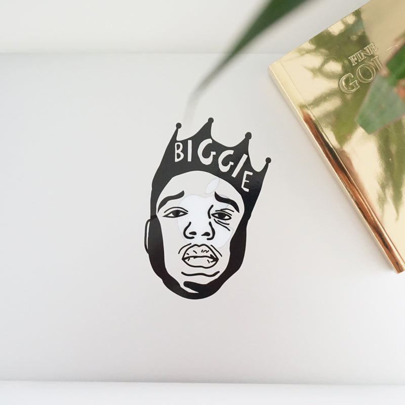 NOTORIOUS BIG Decal Sticker