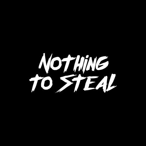 NOTHING TO STEAL Decal Sticker