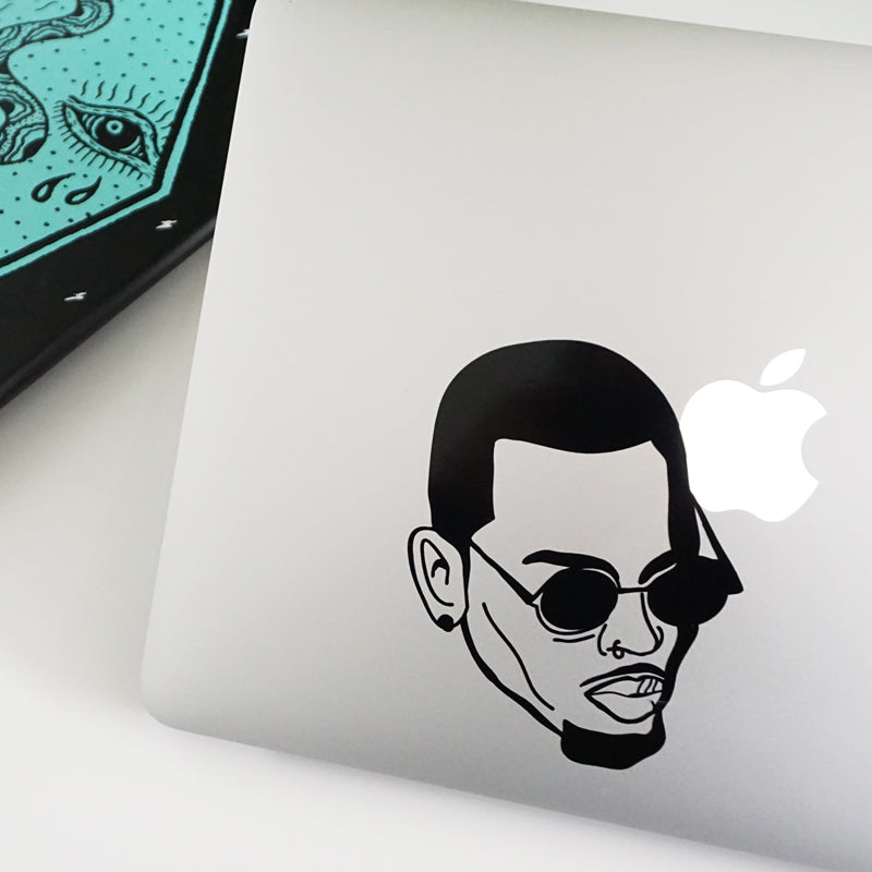 C BREEZY Decal Sticker