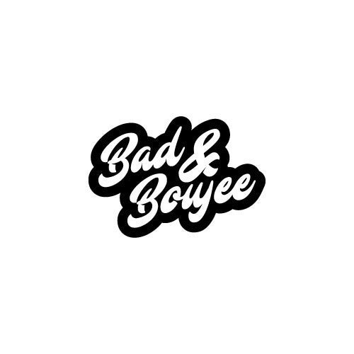 BAD & BOUJEE Decal Sticker