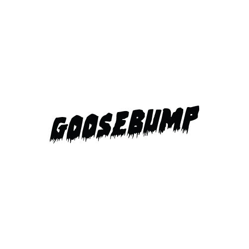 GOOSEBUMP Decal Sticker