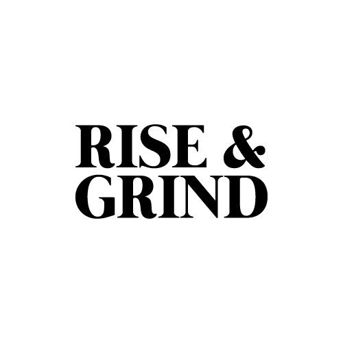 RISE & GRIND Decal Sticker