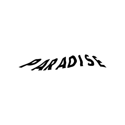 PARADISE Decal Sticker