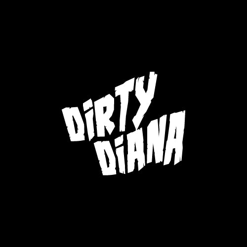 DIRTY DIANA Decal Sticker