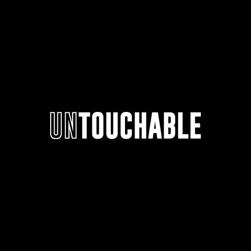 UNTOUCHABLE Decal Sticker