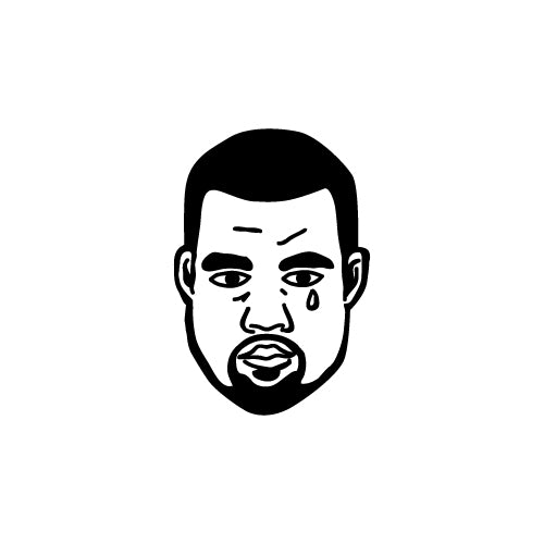 CRY-YE Decal Sticker