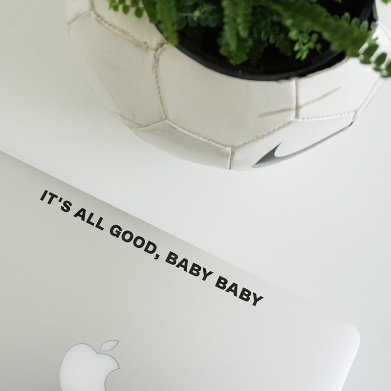 IT'S ALL GOOD Decal Sticker
