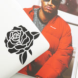 ROSE Decal Sticker