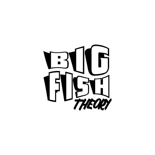 BIG FISH THEORY Decal Sticker