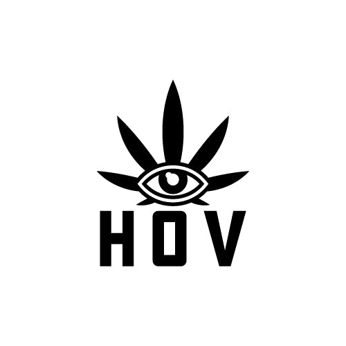 HOV Decal Sticker