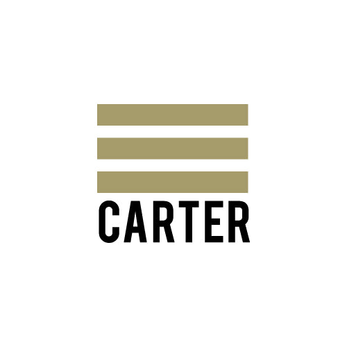 CARTER 3 STRIPES Decal Sticker