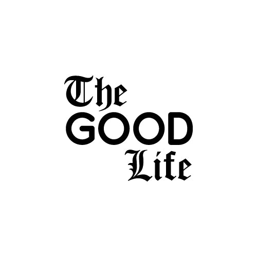 THE GOOD LIFE Decal Sticker