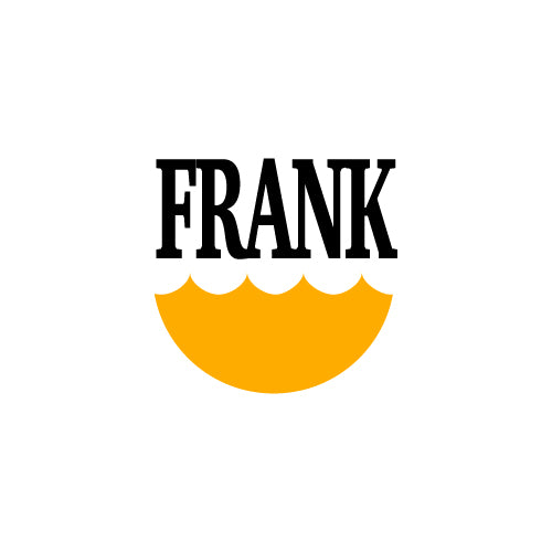 Frank O Decal Sticker